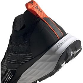 adidas TERREX Two Parley Zapatillas Running Hombre, negro/blanco